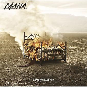 Mana - Cama Incendiada [CD] USA importerer