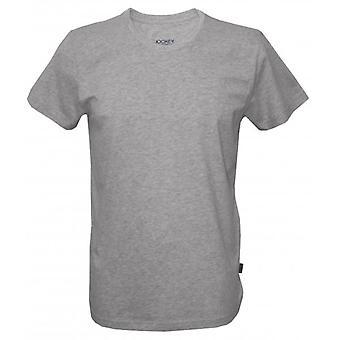 Jockey USA Originals American Crew Neck T-Shirt, Heather Grey