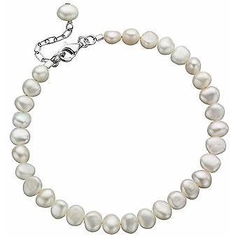 925 Silver Freshwater Pearl Bracelet