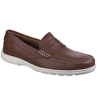 Rockport Penny Loafer Mens Casual Slip On Shoes