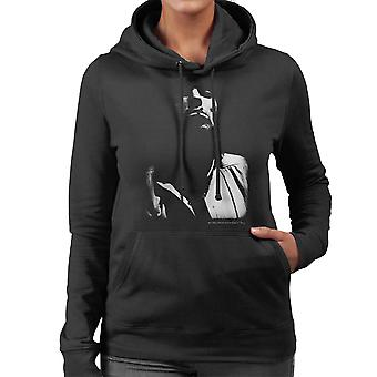 Keith Richards At A Party January 1st 1977 Women's Hooded Sweatshirt