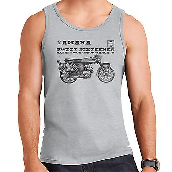 Haynes Owners Workshop Manual Yamaha Sixteener Special Men's Vest