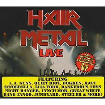 Hair Metal Live - Hair Metal Live [CD] USA import
