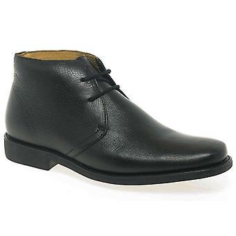 Anatomic & Co Londrina Black Leather Boot 919134