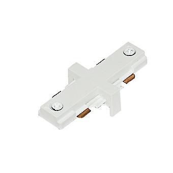 Searchlight 3800WH Mini Falcon 2-Way Connector In White