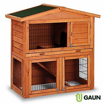 Gaun Wood shed Prague rabbits model 10250 (Giardino , Animali , Conigli , Conigliere)