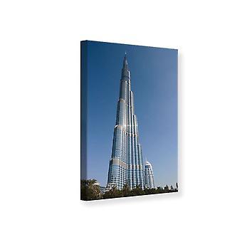 Canvas Print Skyscraper Dubai