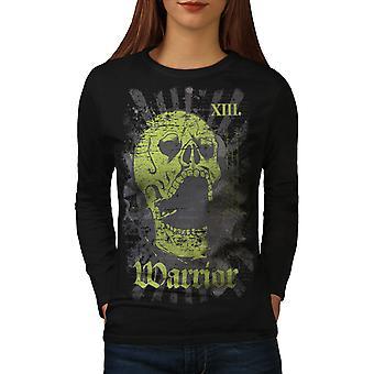 Kriegers Tod tot Frauen BlackLong Sleeve T-shirt | Wellcoda