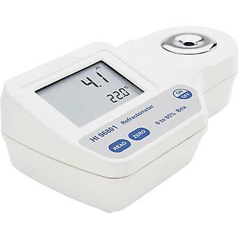 Hanna Instruments HI 96801 Digital Refractometer for General Purpose Sugars