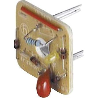 Hirschmann 831 832-001 GDME GB 1 Electronic Insert For GDME Grey Number of pins:-