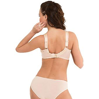 LingaDore 1341-3 Women's Lisette Skin Nude Non-Padded Non-Wired Full Cup Bra
