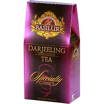 Basilur Tea Darjeeling Black Loose Tea In Pack 100G