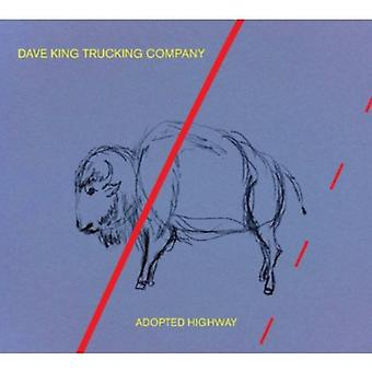 King, Dave Trucking Company - Adopted Highway [CD] USA import