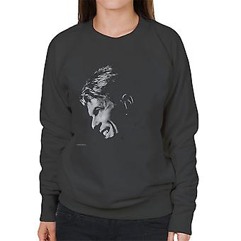 David Bowie Glasgow 1997 Women's Sweatshirt
