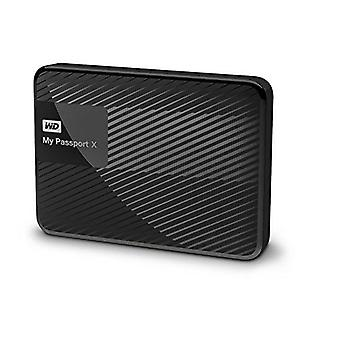 WD My Passport for Gamers Hard Drive Black