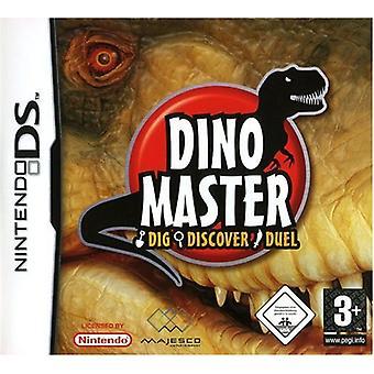 Dino Master (Nintendo DS)