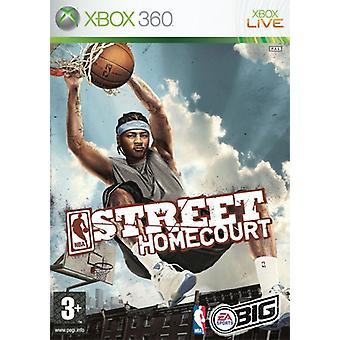 NBA Street hjem domstol (Xbox 360)