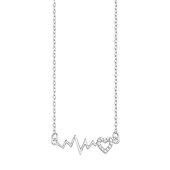 s.Oliver jewel children and teens necklace-silver SOK236/1 - 565523