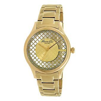 Kenneth Cole New York women's wrist watch analog quartz stainless steel 10026010