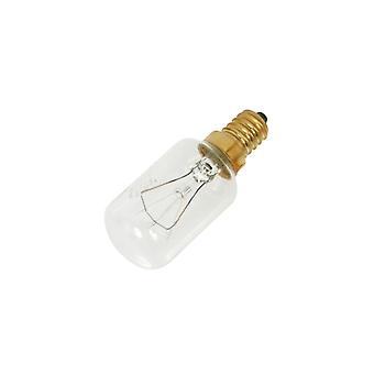 Lampada del forno Electrolux E14 per 40 Watt