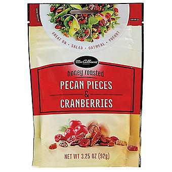 Mrs. Cubbisons Honey Roasted Pecan Pieces and Cranberries