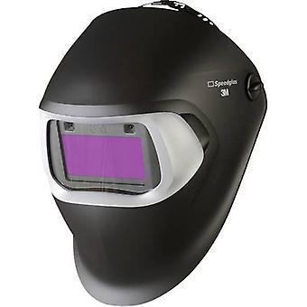 Schweißer harten Hut schwarz SpeedGlas 100V EN 169, EN 166, schwarz H751120 EN 379 und EN 175