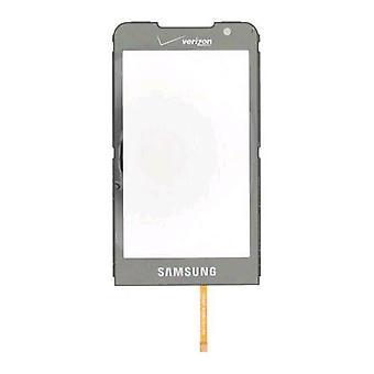 OEM Samsung I910 erstatning Touch Panel enhet Digitizer
