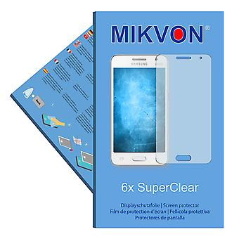 Samsung Galaxy Core 2 G355 screen protector- Mikvon films SuperClear