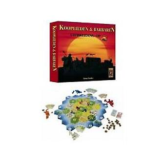 The settlers of Catan: merchants & Barbarians expansion