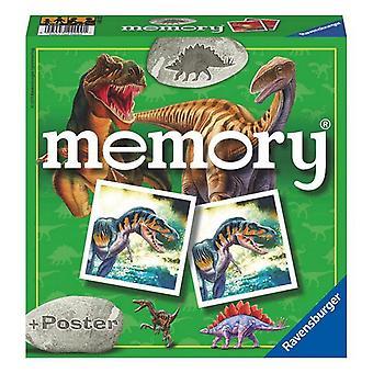 Ravensburger Memory Dinosaurussen + Poster