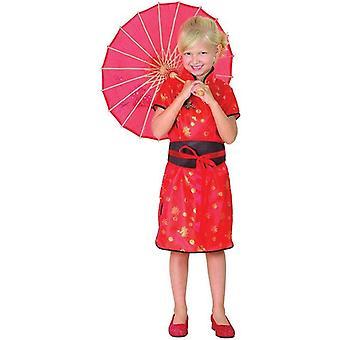 Bnov Chinees meisje kostuum