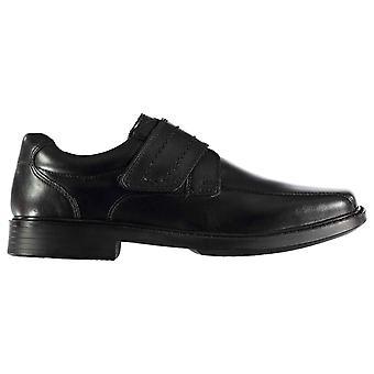 Kangol Kids Boys Castor Strap Shoes Junior Slip On Padded Ankle Collar Small