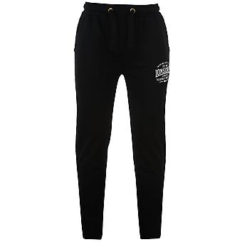Lonsdale Mens Box Lightweight Sweat Pants Boxing Jogging Bottoms Trousers