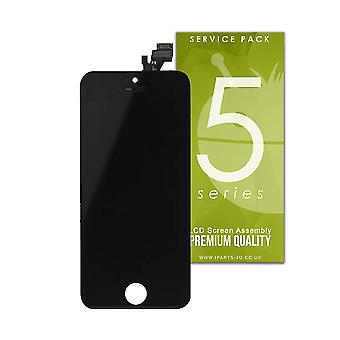 for iPhone SE - LCD Screen Assembly - Black - Premium Quality