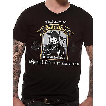 Suicide Squad - Belle Reve (Unisex) T-Shirt
