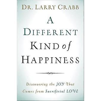 Tipo diferente de felicidade pelo Dr. Larry Crabb - livro 9780801015342