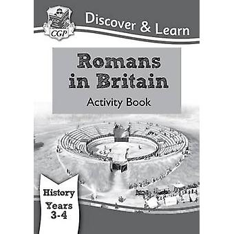 KS2 Discover & Learn - History - Romans in Britain Activity Book - Yea