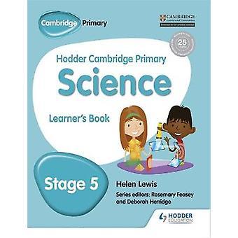 Książka Hodder Cambridge podstawowe nauki ucznia 5 przez Helen Lewis - 97