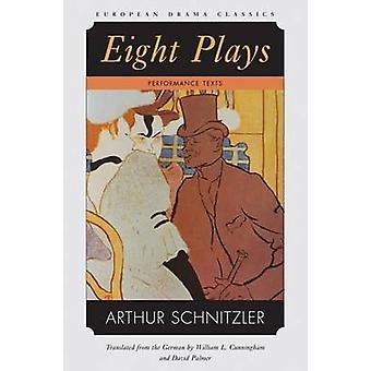Åtta spelar - prestanda texter av Arthur Schnitzler - William Cunning