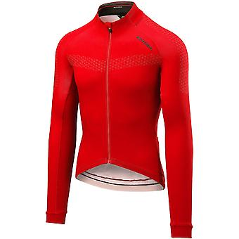 बिक्री Altura Red 2018 Race Long Sleeved Cycling Jersey e28946158