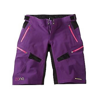 Madison Imperial Purple 2017 Zena Damen MTB Shorts