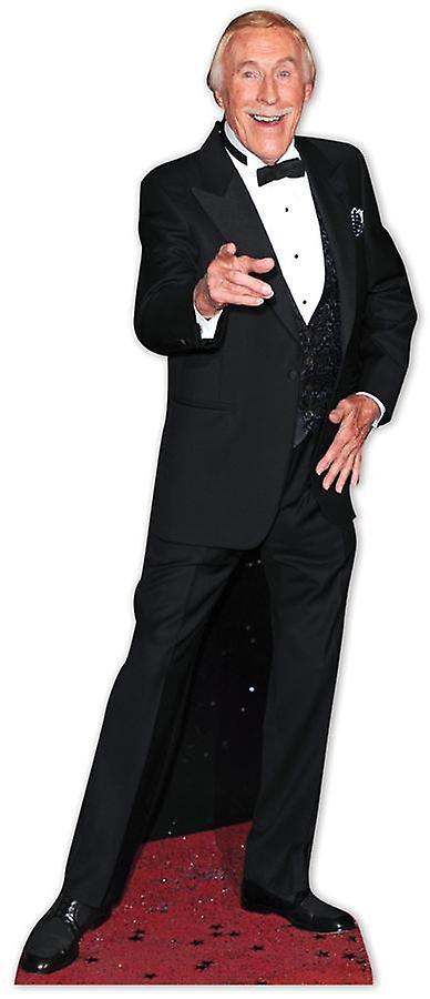Bruce Forsyth Lifesize Cardboard Cutout / Standee