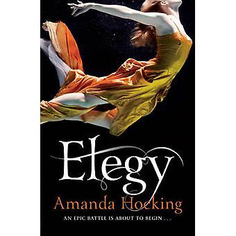 Elegy (belangrijkste markt Ed.) door Amanda Hocking - 9781447205753 boek