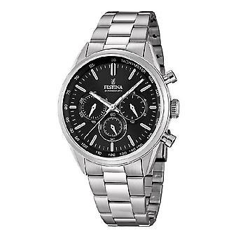 Festina mens watch sport timeless chronograph F16820-4