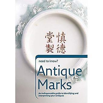Marcas antique (Collins precisa saber?)