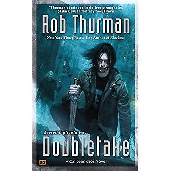 Doubletake: A Cal Leandros Novel