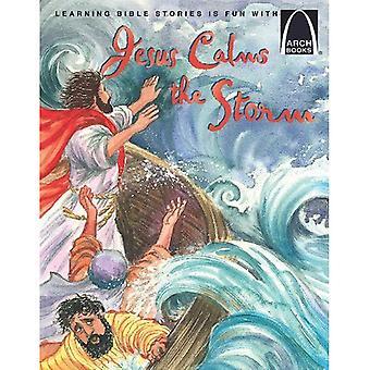 Jesus Calms the Storm (Arch Books (Paperback))