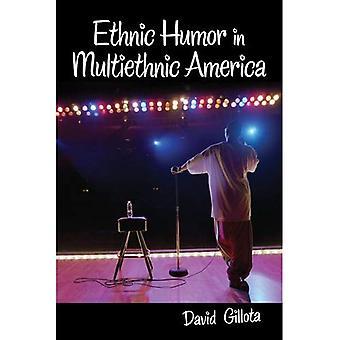 Humor étnico en América multiétnica