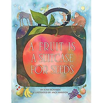 Vrucht Is een koffer voor zaden (uitzonderlijke Nonfiction titels voor onderbouw)