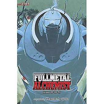 FULLMETAL ALCHEMIST 3 IN 1 TP VOL 07 (Fullmetal Alchemist (3-i-1 utgåva))